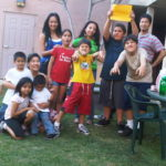 アメリカでボランティア活動